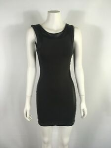 74a8af34ba Image is loading Kookai-size-2-10-12-bodycon-dress-dark-