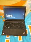 """Lenovo ThinkPad T440 14"""" (500GB, Intel Core i5, 1.9GHz, 4GB) Ultrabook - Graphite Black - 20B7000QUS"""