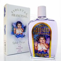 Violetas Francesas Splash Cologne French Violets Perfume Fragrance 5 Fl. Oz.