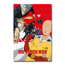 "One Punch Man Japan Anime Silk Fabric Poster Print 13x20 24x36/"" Tatsumaki 06"
