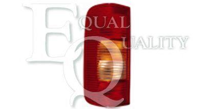 GP1086 EQUAL QUALITY Faro Fanale posteriore Dx VW LT 28-35 II Autobus (2DB, 2DE,