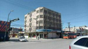 Hotel en venta en la zona centro de Ciudad Juarez