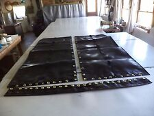 Black mesh  trampoline  to fit the Hobie  18 catamaran