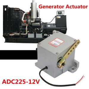 ADC225-12V Diesel Generator Actuator External Generator Actuator for Distributor Type Pumps Generator Actuator