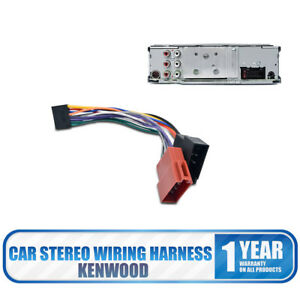 Details about ISO Wiring Harness Connector 16Pin Stereo Radio plug on dual head unit wiring, alpine head unit wiring, sony head unit wiring,