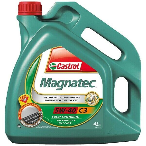 What Is Dexos Oil >> 4l Castrol Magnatec 5w40 C3 Fully Synthetic Dexos 2 Engine Oil 4ltr