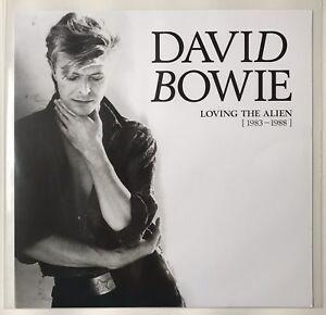 """Details about David Bowie Loving The Alien [ 1983 - 1988 ] 12"""" LP Album ART  PRINT ONLY 2018"""