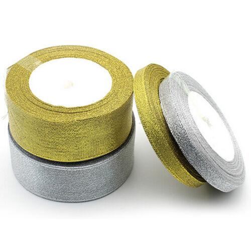 Satin de soie ruban de 25 yards de fête de mariage De~PL
