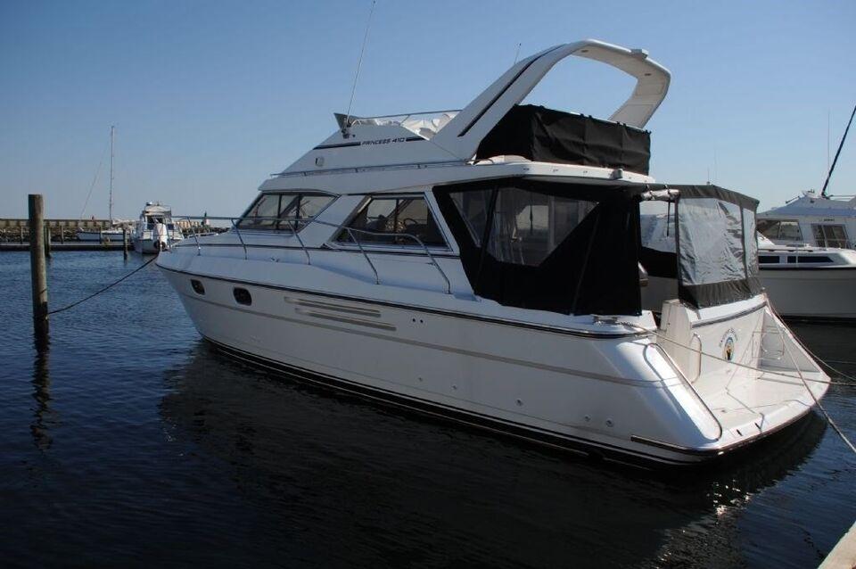 Princess 410, Motorbåd, årg. 1993