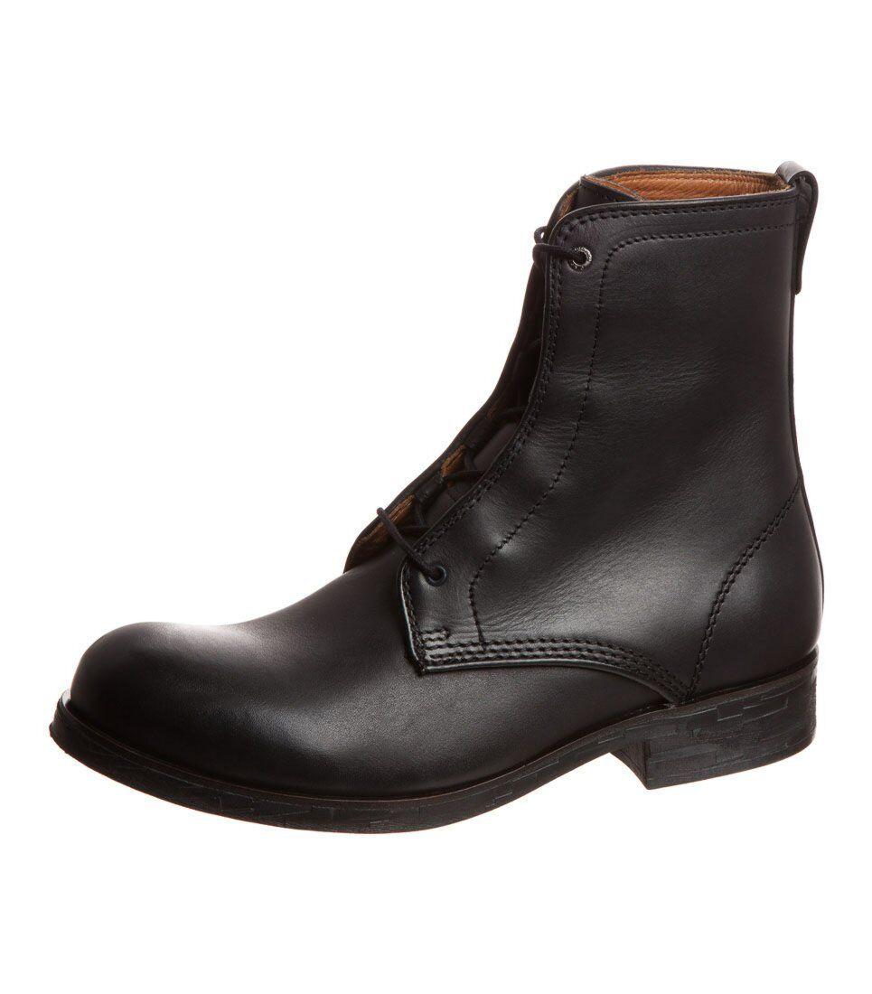 THE RIOT Herren Boots Stiefel Farbe schwarz Größe 41 UVP  260,00