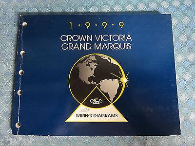 1999 Ford Crown Victoria Mercury Grand Marquis Original ...