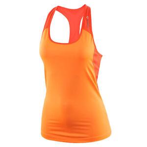 Gym Training Fitness Black Ladies Womens New Reebok Workout Vest Tank Top