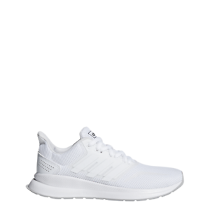 super popular 4ee80 b7415 Image is loading Adidas-Kids -Unisex-Shoes-Essential-Runfalcon-Training-Playing-
