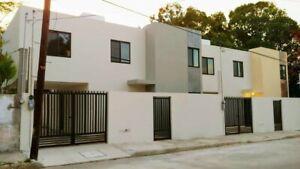 Casa Nueva en Venta, Col. Laguna de la Puerta, Tampico.