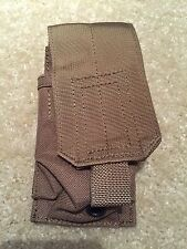 Pantac Military Molle Smoke Grenade Pouch Coyote Brown
