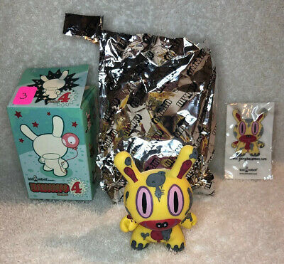 City Cryptid 5-Pack Bundle Blind Box Dunny Mini Series by Kidrobot Brand New