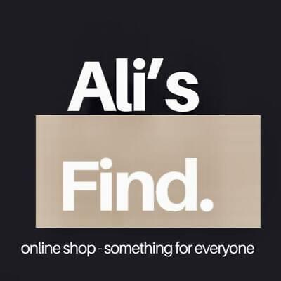 Ali's Find