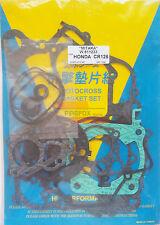 Honda CR125 CR 125 1987 1988 1989 Full Gasket Kit