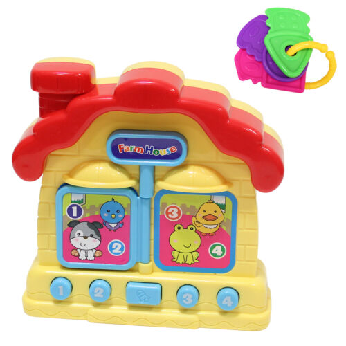 Baby Play Set Early Activity Learning Motor Development Skills Kid Education Toy