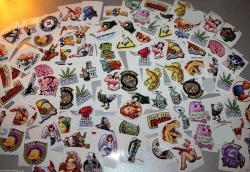Counter Strike Global Offensive x20 any Stickers from CS GO in real life