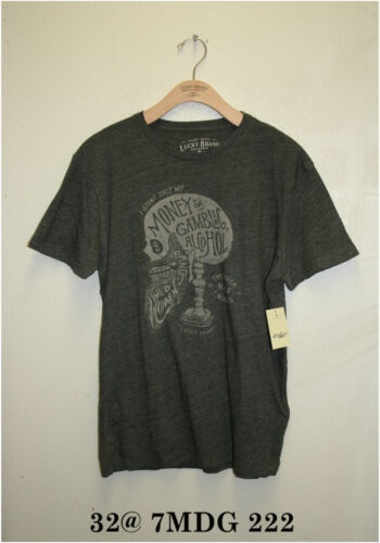 Lucky Brand,Men/'s  Graphic T-Shirts .All Size.New with Tag.