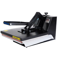 "Heat Presses Transfer T-Shirt Sublimation Machine Digital Clamshell 15"" x 15"""