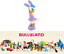 Figurines-Walt-Disney-Collection-Mickey-Mouse-And-Friends-Jouet-Statue-Bullyland miniature 48