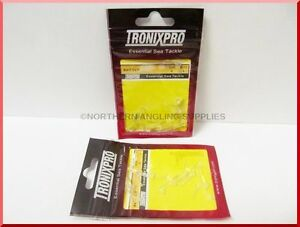 TRONIXPRO BAIT CLIP SIZE R QTY 5 per pack 2 PACKS SUPPLIED - <span itemprop='availableAtOrFrom'>Billingham, United Kingdom</span> - ITEM/S MUST BE RETURNED WITHIN 30 DAYS OF RECEIPT,UNUSED & IN THE ORIGINAL PACKAGING.THE BUYER IS RESPONSIBLE FOR THE SAFE RETURN & P & P COST.THERE WILL BE NO EXCHANGES OR REFUNDS IF  - <span itemprop='availableAtOrFrom'>Billingham, United Kingdom</span>