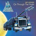 On Through the Night by Def Leppard (CD, Nov-1988, Mercury)