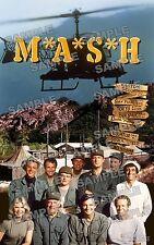M*A*S*H TV Series Fan Made print 11 X 17 ***FULL CAST***