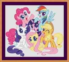 My Little Pony Cross Stitch Kit