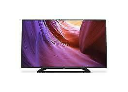 """PHILIPS 40""""  40PFA4500 FULL HD SLIM LED TV WITH  6 MONTH ONSITE WARRANTY."""