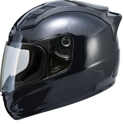 GMAX GM69 F//F HELMET GLOSS BLACK M