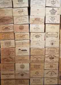 12-BOTTLE-LARGE-FRENCH-WOODEN-WINE-CRATE-BOX-PLANTER-HAMPER-STORAGE