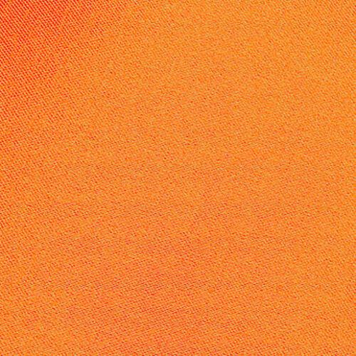 DQT Satin Plain Solid Burnt Orange Formal Wedding Mens Classic Tie