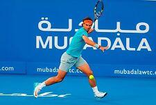 New Nike Premier Rafael Nadal Premier Tennis Shirt Abu Dhabi 2015