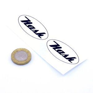 Nash-Badge-Sticker-Vintage-Black-Decal-Classic-Car-Vinyl-50mm-x2-Nash-Healey