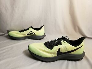 Nike-Men-Air-Zoom-Pegasus-36-Trail-Running-Shoes-KB8-Green-AR5677-300-Size-US-11
