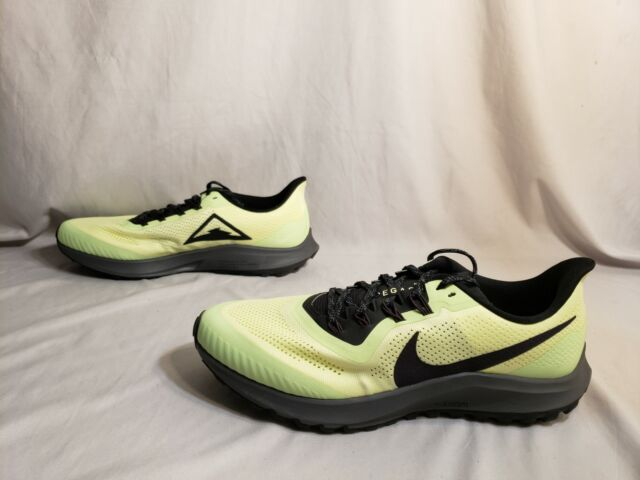 Nike Men Air Zoom Pegasus 36 Trail Running Shoes MW7 Green AR5677-300 Size US:11