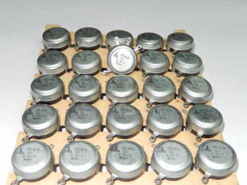 //SP-2 Sovietik  Military Linear Potentiometer Lot of 2pcs 1 Watt 1.5 kOhm KΩ