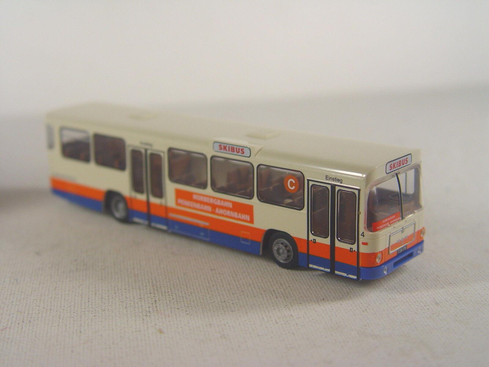 Skibus on sl200 le zillertalbahn-rietze HO - 1 87 - 72318   E