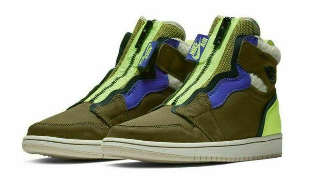 Nike Air Jordan 1 High Zip up Womens