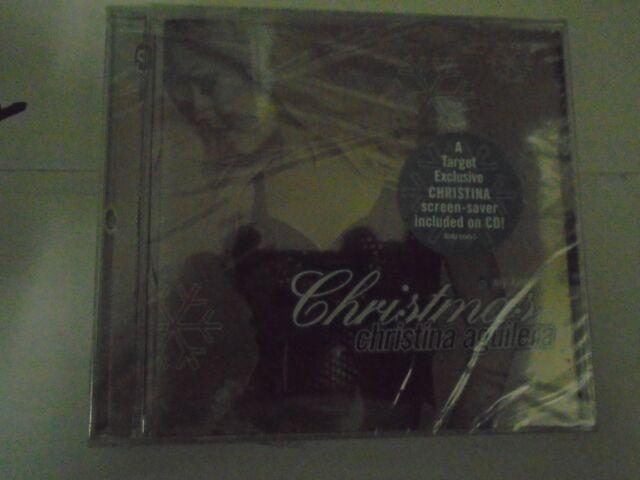 MY KIND OF CHRISTMAS CHRISTINA AGUILERA CD NEW | eBay