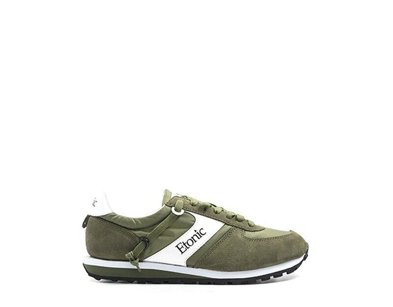 Schuhe ETONIC Mann Stoff,Wildleder MILITARE Stoff,Wildleder Mann  ET813252-01 0fa719