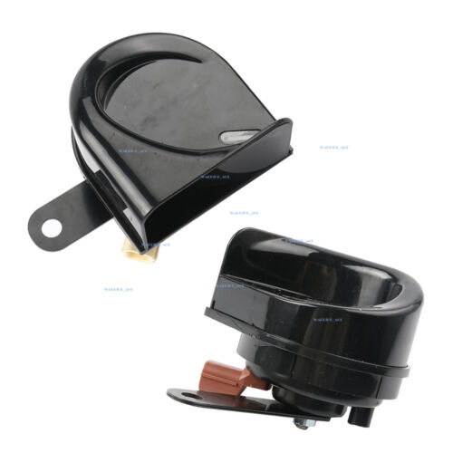 RL TSX Acura Pair Low and High Snail Tone Horn For HONDA Accord