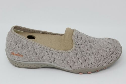 Somebody easy Donna Nuovo Taupe be Breathe Skechers 23096 FpaIqRE