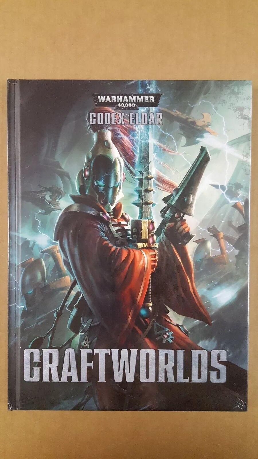Eldar  craftworlds warhammer 40k - games workshop neue