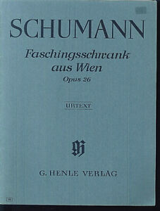 Schumann-Faschingsschwank-aus-Wien-Op-26-Urtext