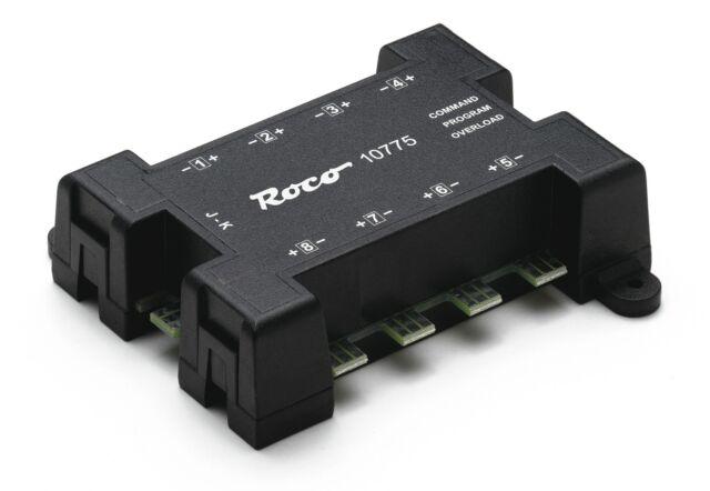 Roco 10775 Achtfach-Weichendecoder für DCC