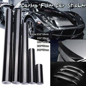 5D-Carbon-Fiber-Car-Sticker-Glossy-DIY-Vinyl-Wrap-Decal-Roll-Film-Sheet-All-Size